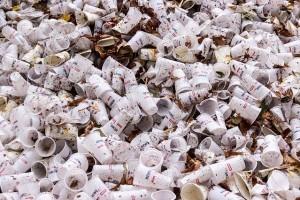 contaminación residuos
