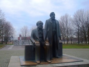Filosofía Engels Marx