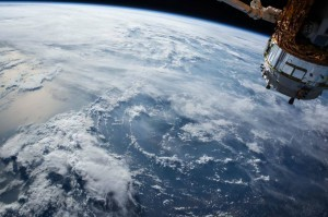 globalización desde el espacio