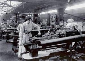 revolución industrial clase trabajadora