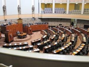 democracia sistema parlamentario