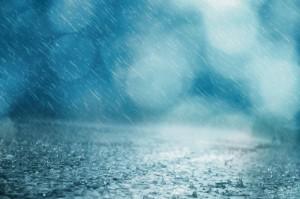 agua lluvia