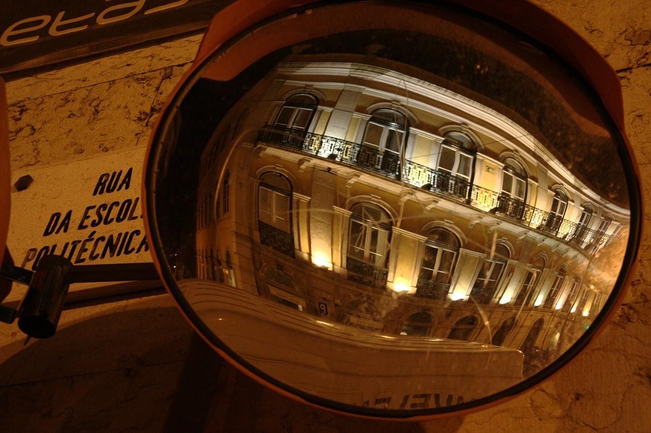 Qu es espejo convexo definici n concepto y significado for Espejo esferico convexo
