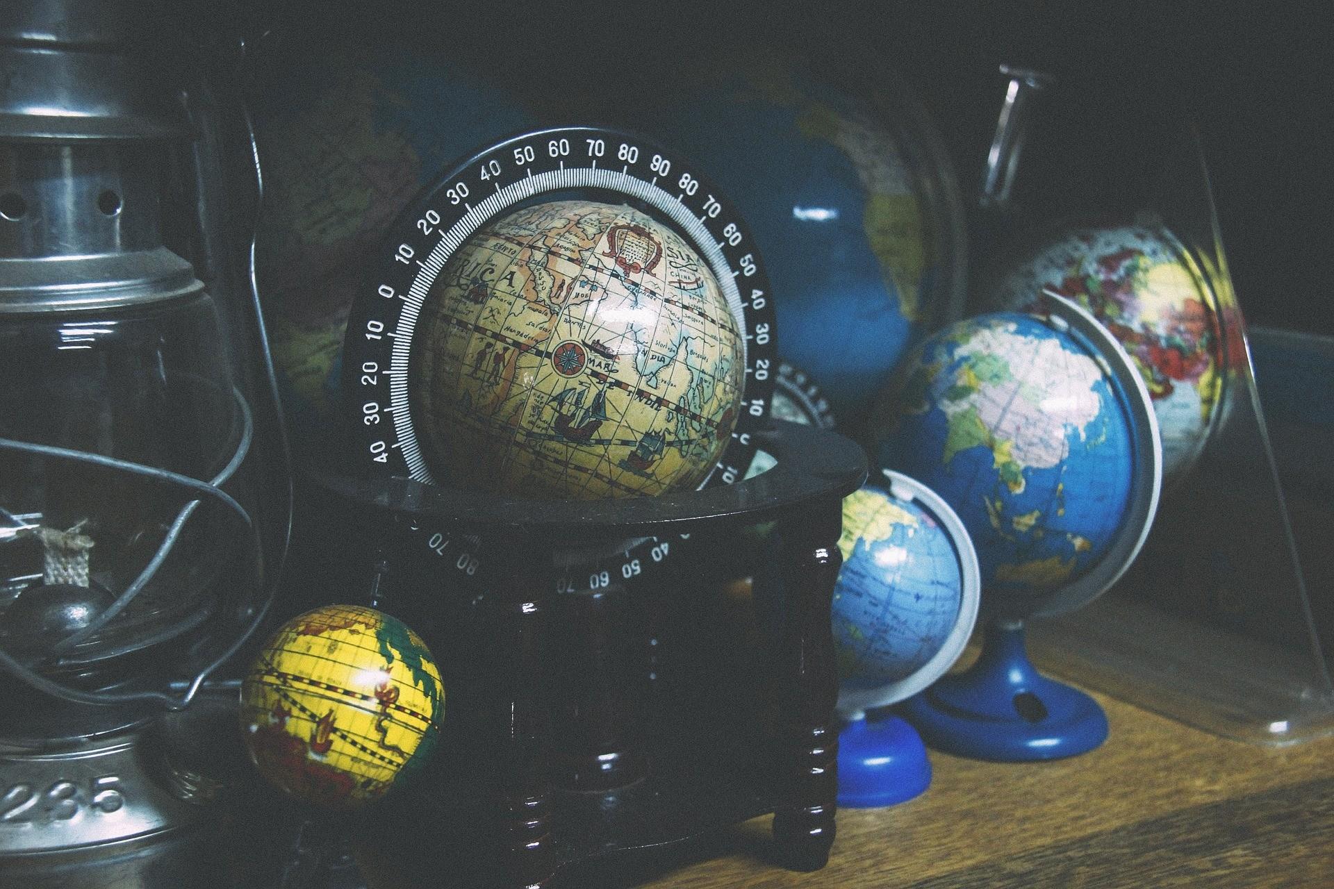 Qué es globo terráqueo? Definición, concepto y significado