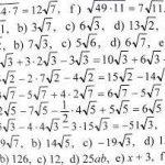 ¿Qué es matemáticas?