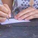 ¿Qué es escribir?