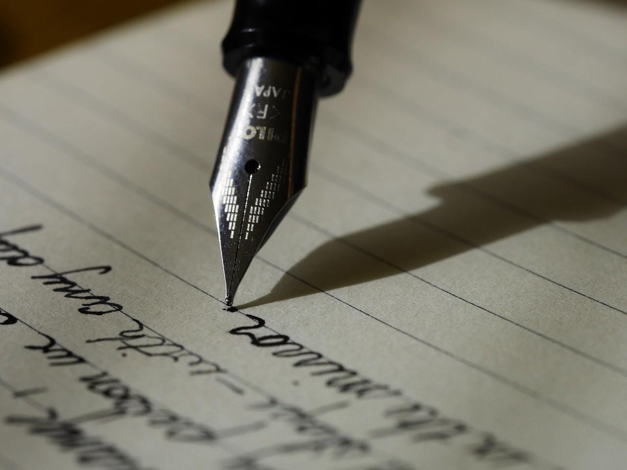Qué es escritura? Definición, concepto y significado.