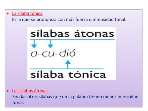 Qué Es átono Definición Concepto Y Significado