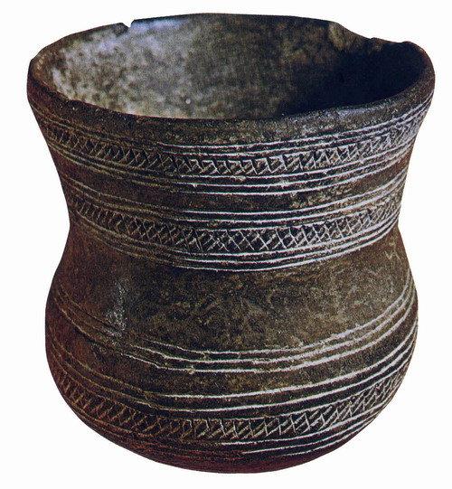 Qu es vaso campaniforme definici n concepto y significado Definicion de ceramica