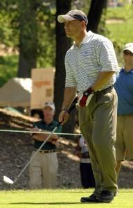 gorra de golf