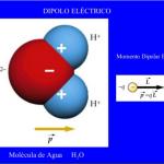 ¿Qué es dipolo eléctrico?