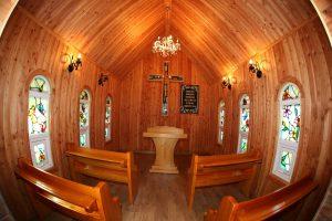 estar en capilla