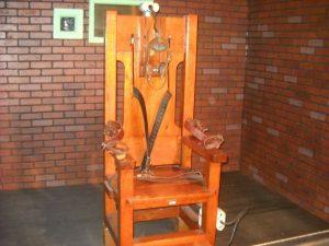 silla eléctrica