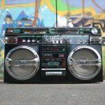 ¿Qué es radiocasete?