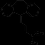 ¿Qué es amitriptilina?