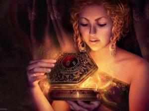 abrir la caja de Pandora