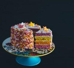 descubrirse el pastel